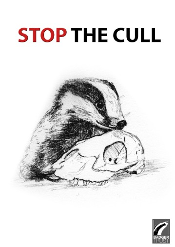 Stop the Cull Poster