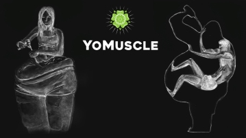 YoMuscle Web Background