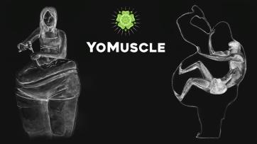 YoMuscle Web Background