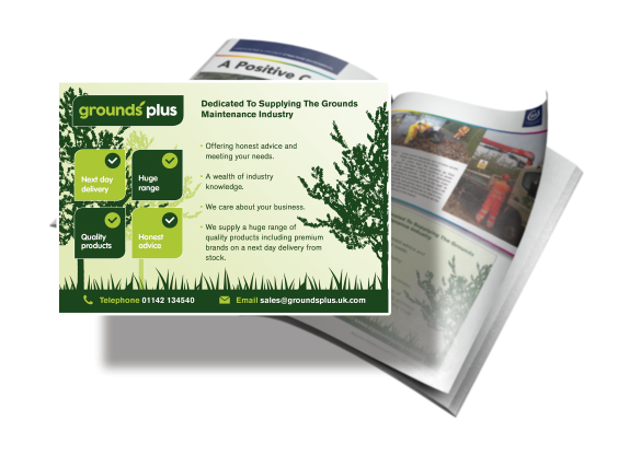 Groundplus Advert Mock Up Cropped